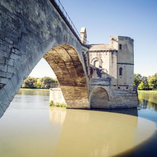 Lerm Pont Saint-Benezet Avignon,diagnostic durabilité maintenance