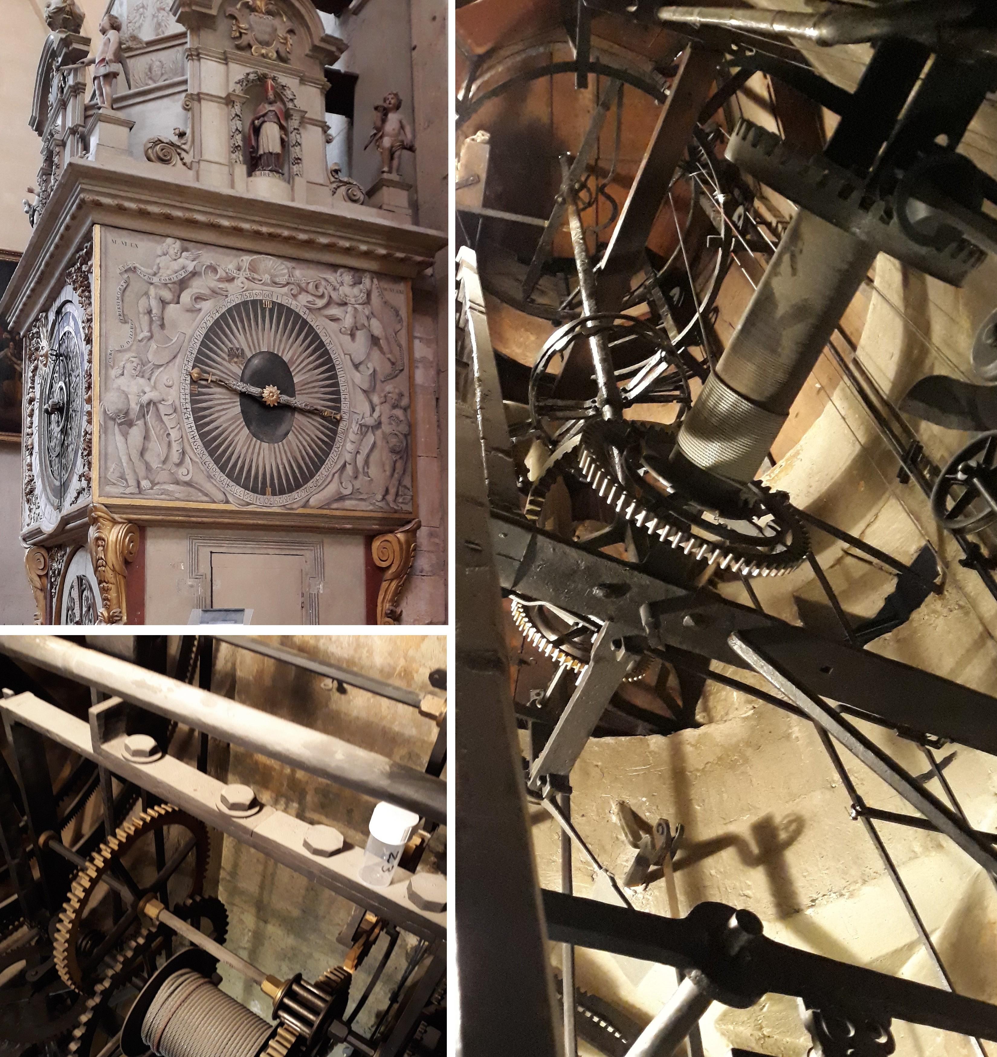 Horloge astronomique de la Cathédrale St Jean de Lyon