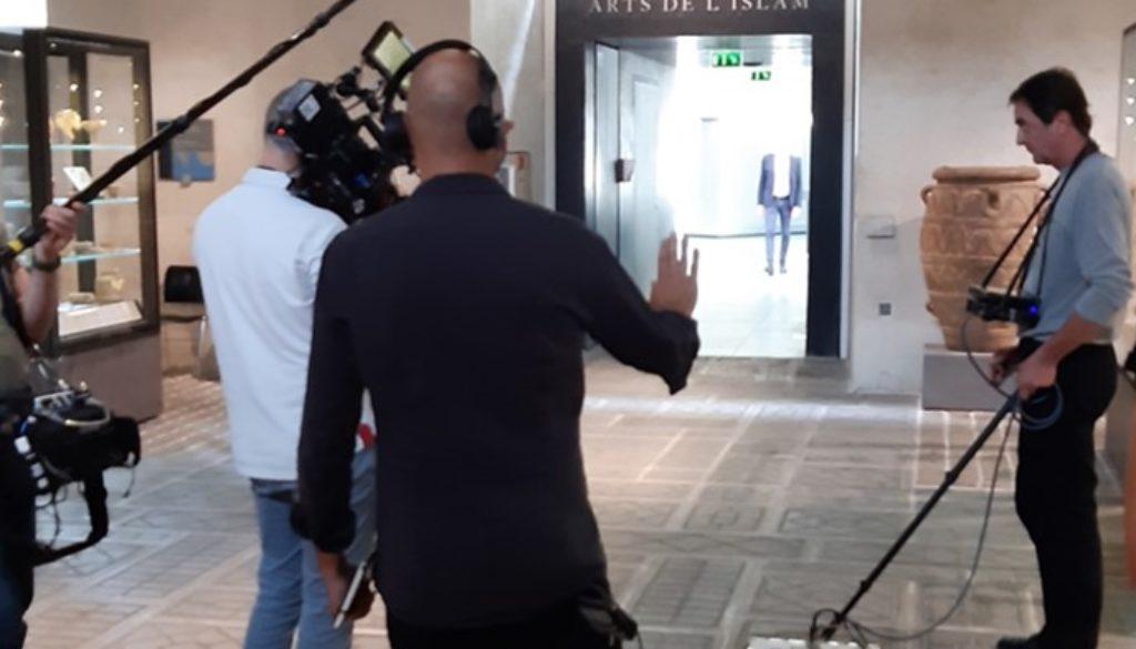 """""""Révélations Monumentales – Le Louvre"""", le 10 février à 21h, RMC Découverte"""