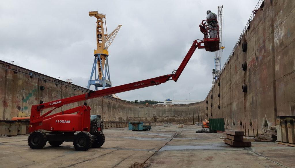 Bateau-porte de Brest : un défi relevé avec succès !