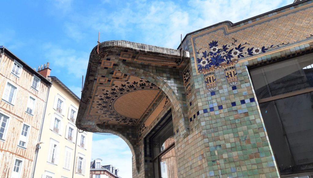 Pavillon du Verdurier (Limoges) – Monument historique